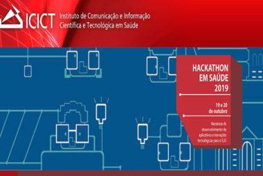 Hackathon em Saúde 2019 – FIOCRUZ