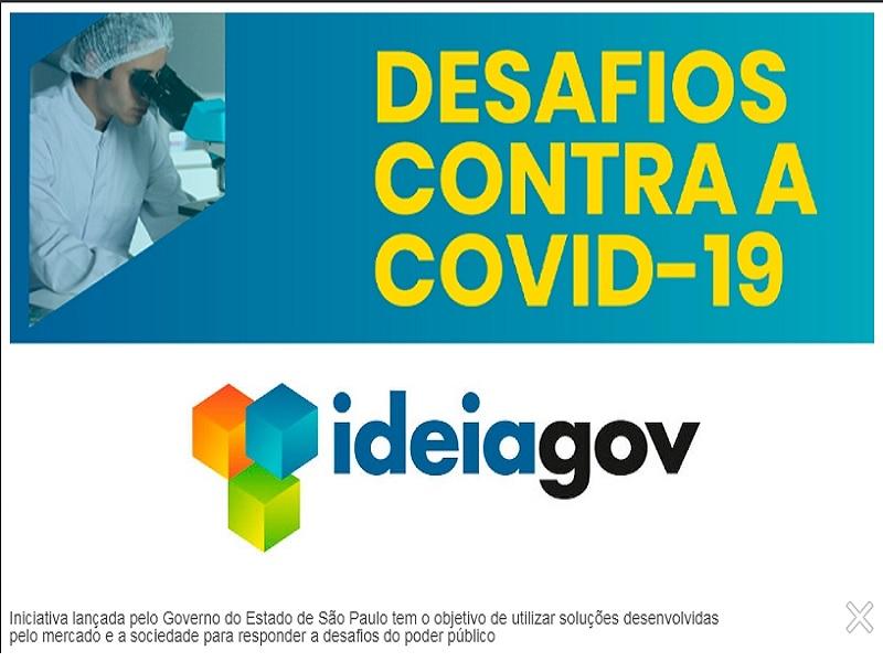 Programa IdeiaGov pretende fomentar a inovação por meio de demandas governamentais