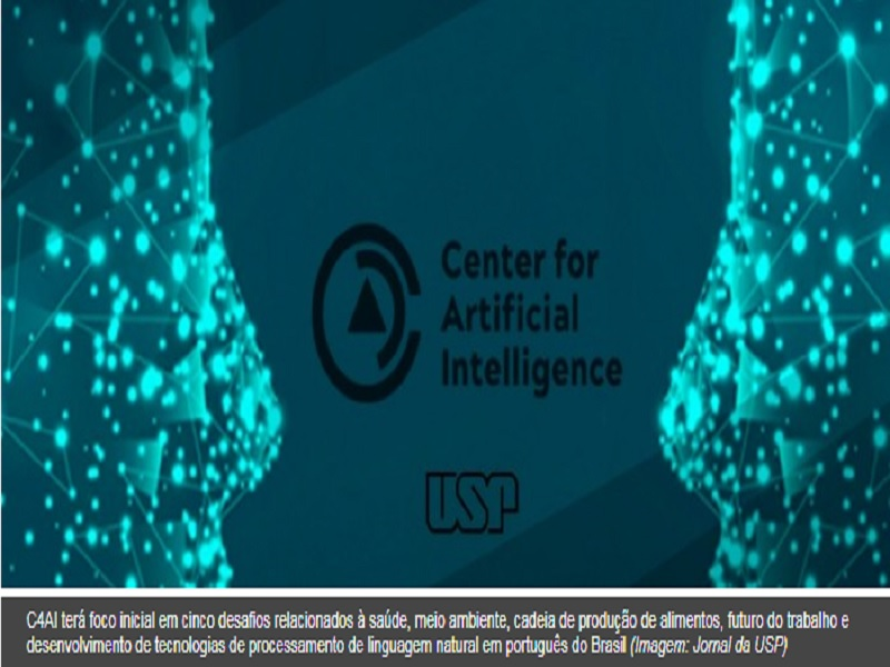Centro de Inteligência Artificial apoiado por FAPESP, IBM e USP inicia atividades