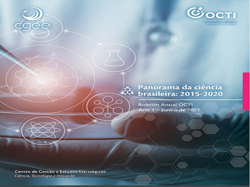 Panorama da ciência brasileira: 2015-2020