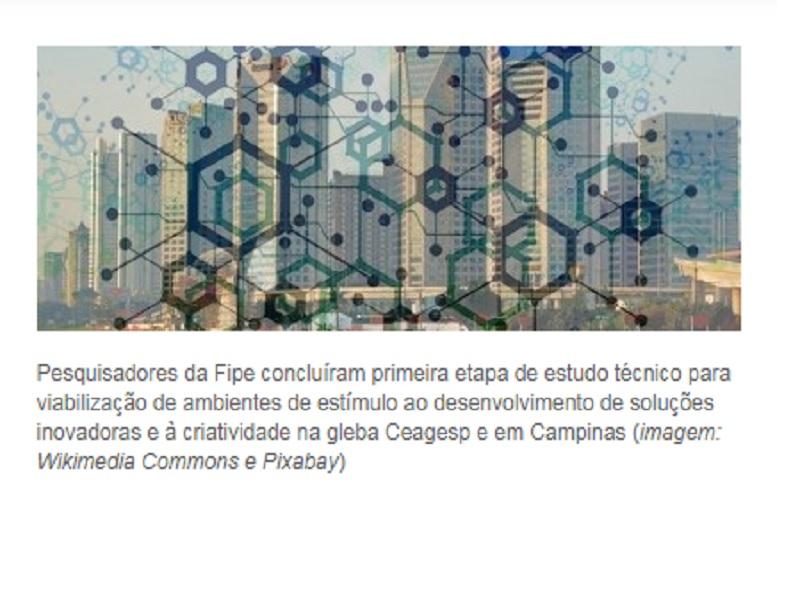 Projeto para criação de distritos de inovação em São Paulo avança