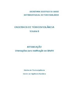 Cadernos de Toxicologia