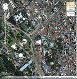 mapa dante