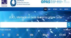 Lançamento online do novo Portal LILACS