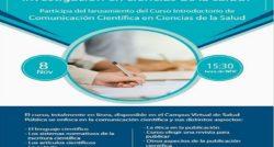 BIREME-KMP lançam Curso Introdutório de Comunicação Científica