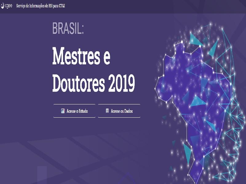 Brasil: Mestres e Doutores 2019