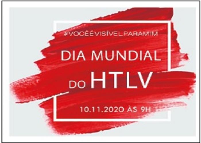 Dia Mundial do HTLV 2020 – Evento
