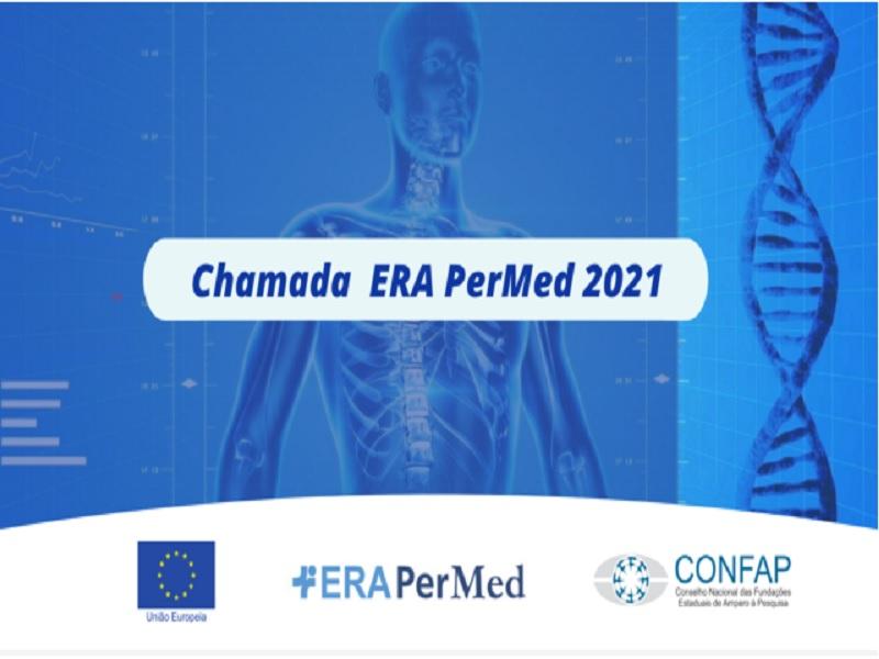 Disponível Chamada Transnacional Conjunta: ERA PerMed 2021