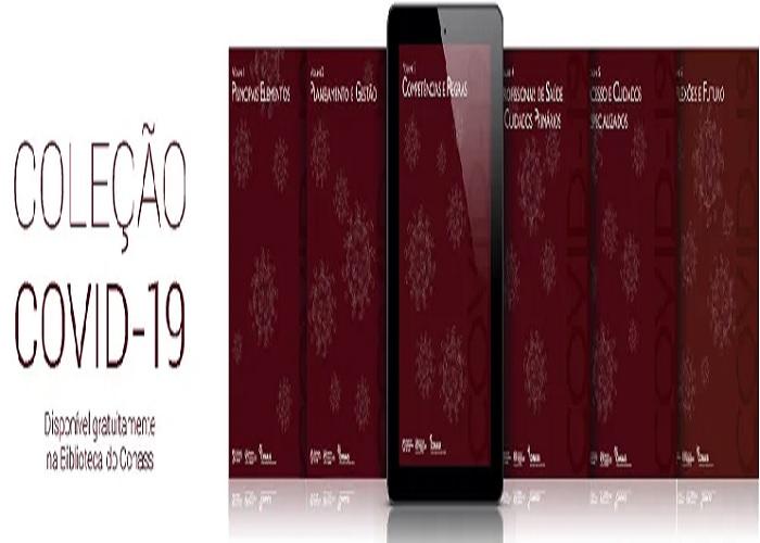 Conass e Opas lançam coleção sobre Covid-19