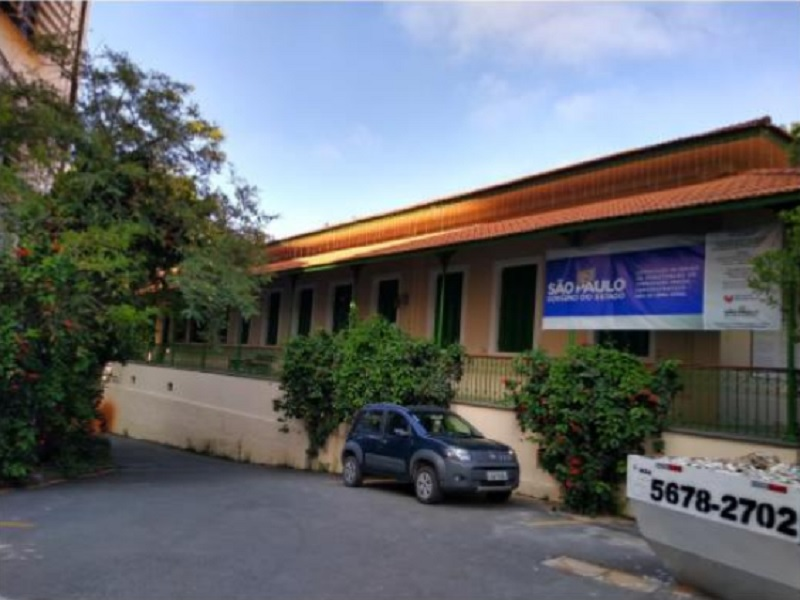 Prédio da Biblioteca do Instituto Adolfo Lutz passa por reformas