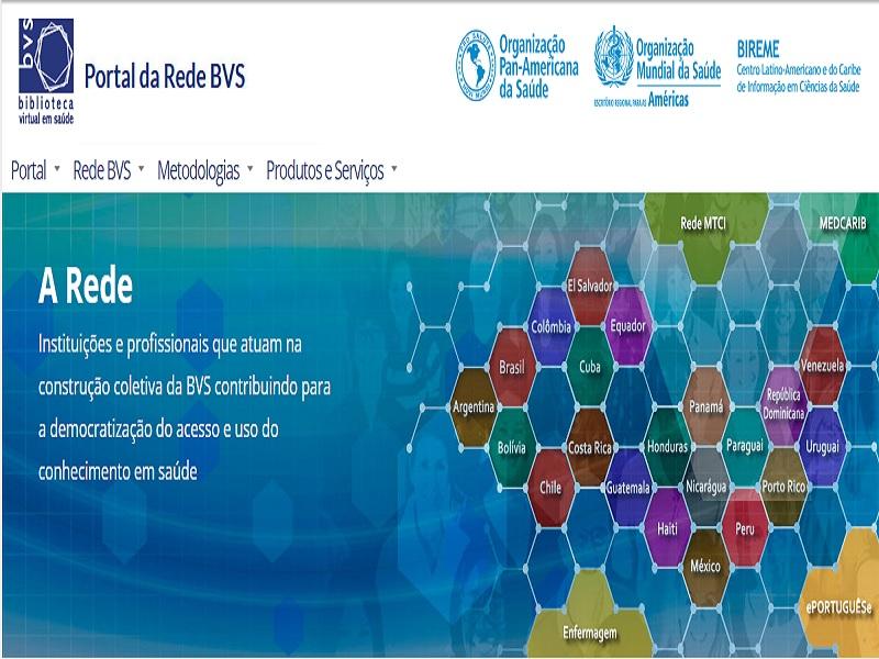 Biblioteca Virtual em Saúde: 23 anos em constante desenvolvimento e evolução