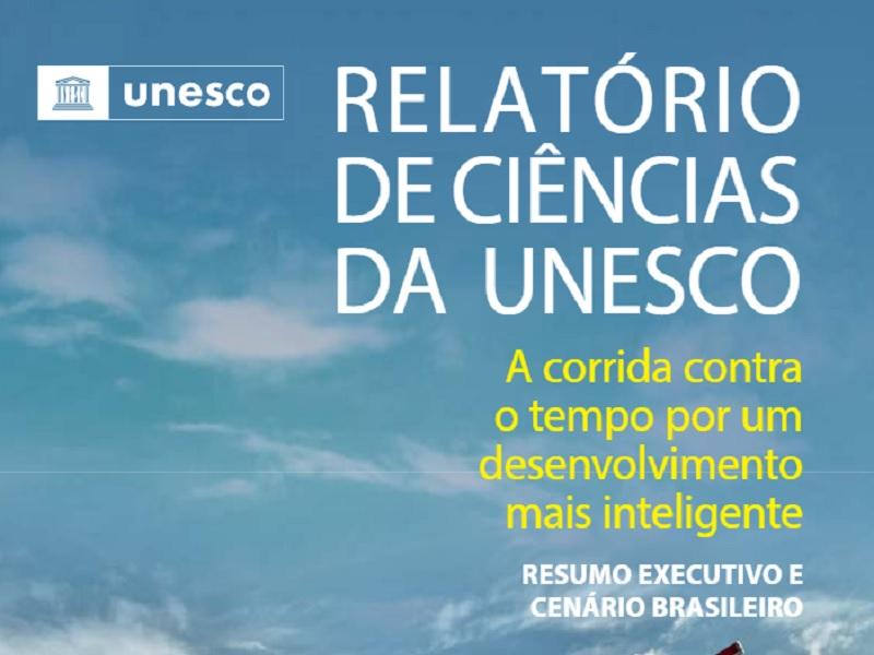 UNESCO lança edição de 2021 do Relatório de Ciência em evento virtual