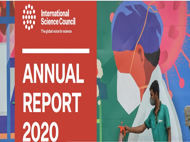 Conselho Internacional de Ciência publica Relatório Anual de 2020